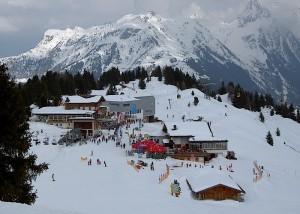 Mayrhofen, Østrig